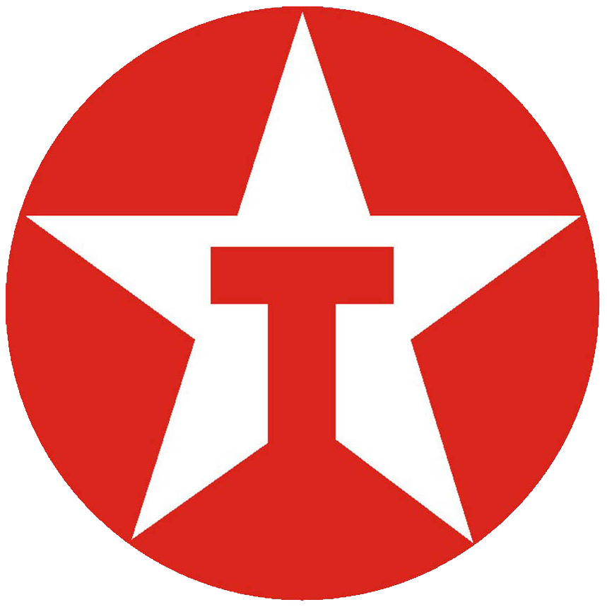 Texaco partnership logo